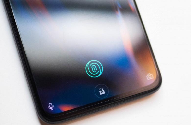 OnePlus 6T có vân tay bên trong màn hình
