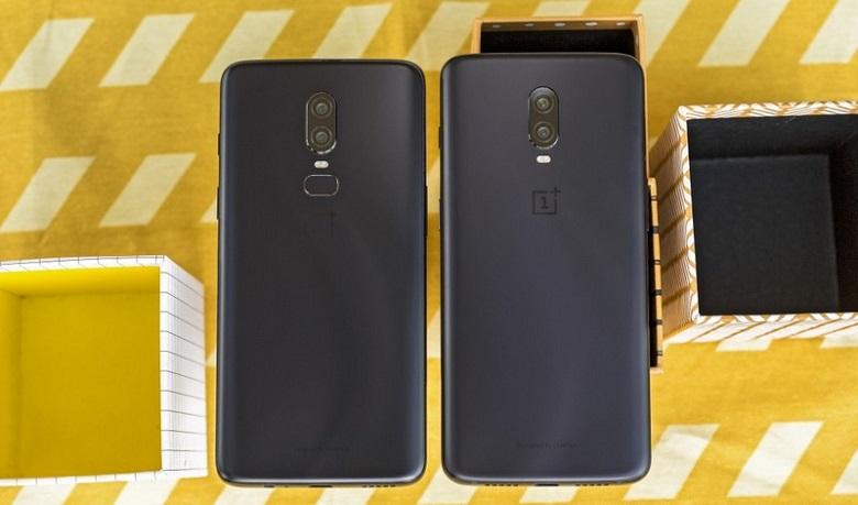 OnePlus 6T nhỉnh hơn về kích thước so với OnePlus 6