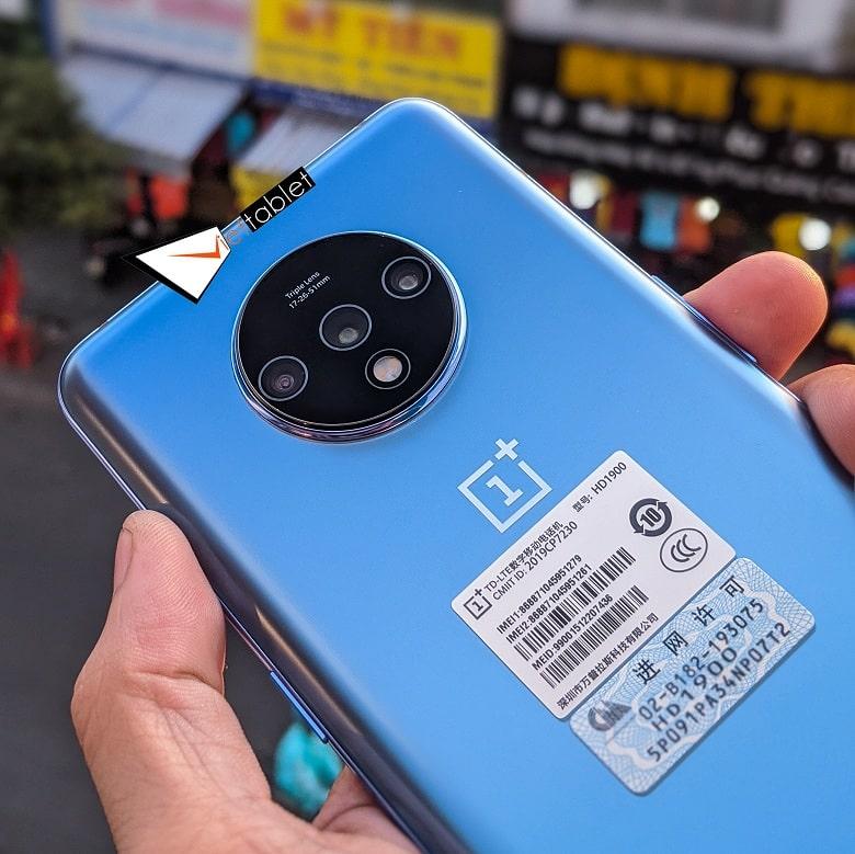camera của OnePlus 7T (8GB   256GB)