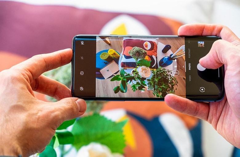 chụp ảnh OnePlus 7T Pro