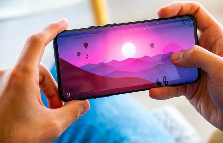 màn hình OnePlus 7T Pro