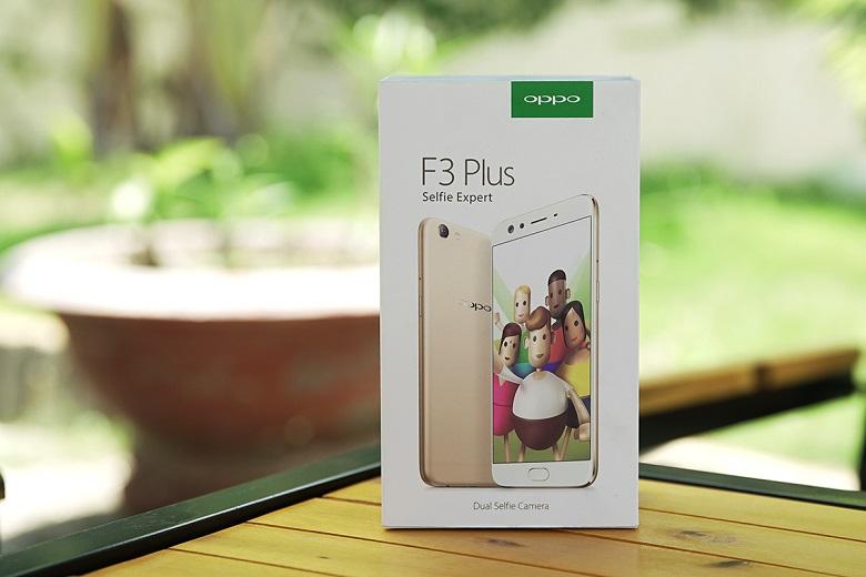 Oppo F3 Plus là một sản phẩm thành công của thương hiệu Oppo