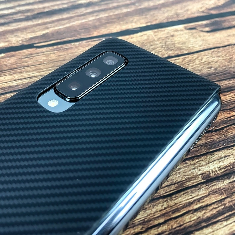 camera Samsung Galaxy Fold