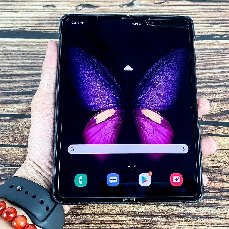 màn hình Samsung Galaxy Fold