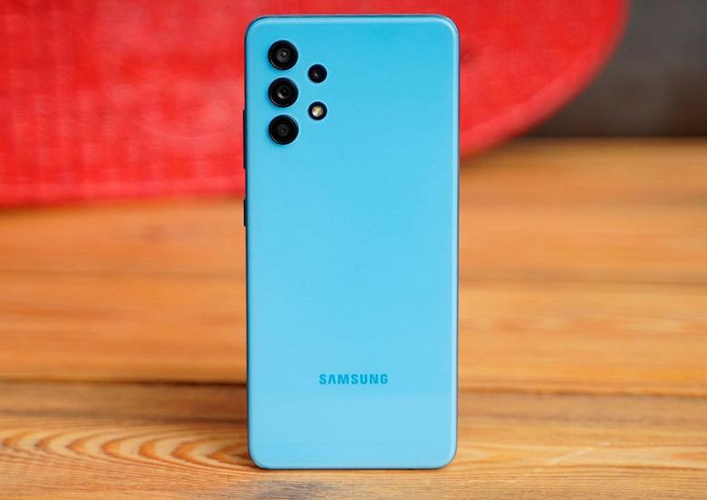 Samsung Galaxy A32 4G cấu hình giá bán