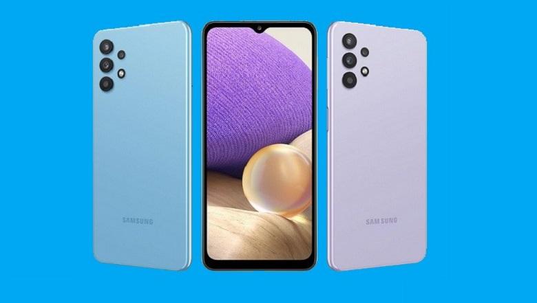 Samsung Galaxy A32 4G cấu hình thiết kế