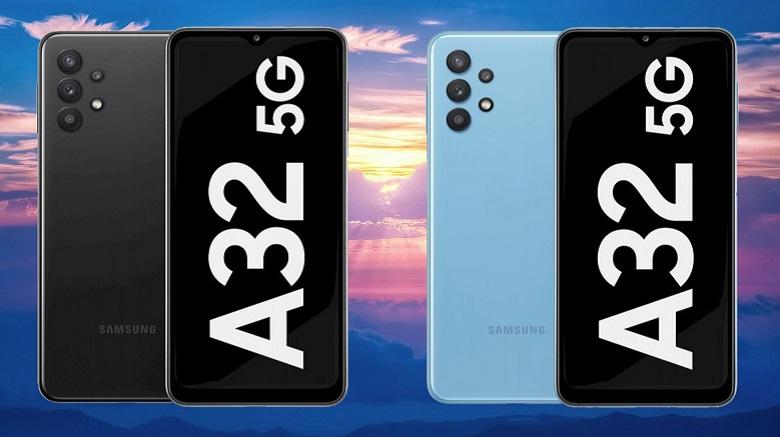 Samsung Galaxy A32 5G chính hãng cấu hình giá bán
