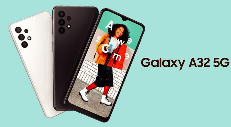 Samsung Galaxy A32 5G chính hãng thiết kế