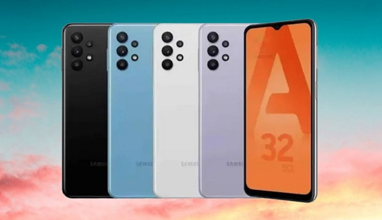 Samsung Galaxy A32 5G cấu hình thiết kế