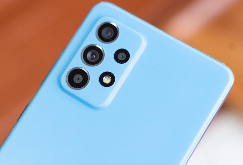 Samsung Galaxy A52 5G 128 256gb camera cấu hình