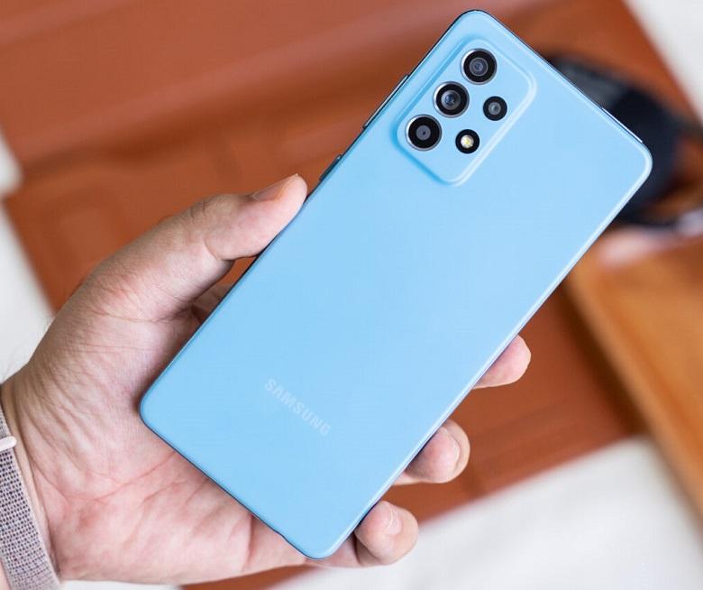 Samsung Galaxy A52 5G 128 256gb chính hãng thiết kế