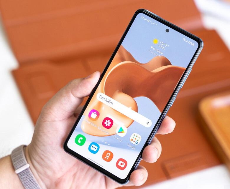 Samsung Galaxy A52 5G 128 256gb cấu hình màn hình