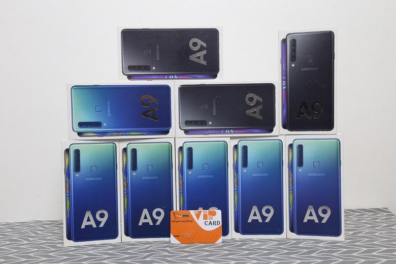 Giá Samsung Galaxy A9 218 tại Viettablet