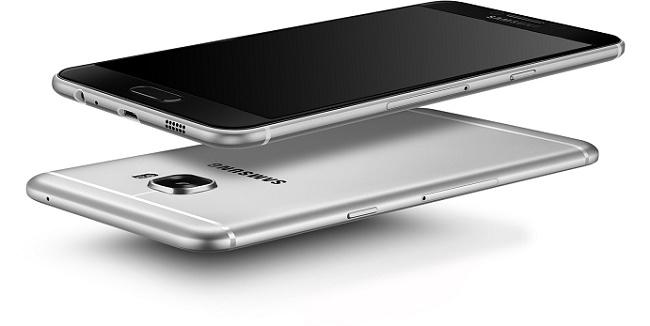 Samsung Galaxy C5 thiết kế