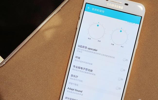 Samsung Galaxy C7 32GB cấu hình