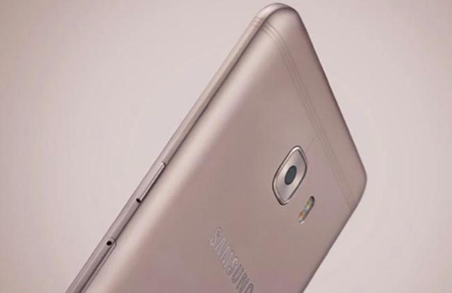 Samsung Galaxy C9 Pro camera chất lượng