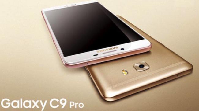 Samsung Galaxy C9 Pro chính hãng cấu hình rất mạnh