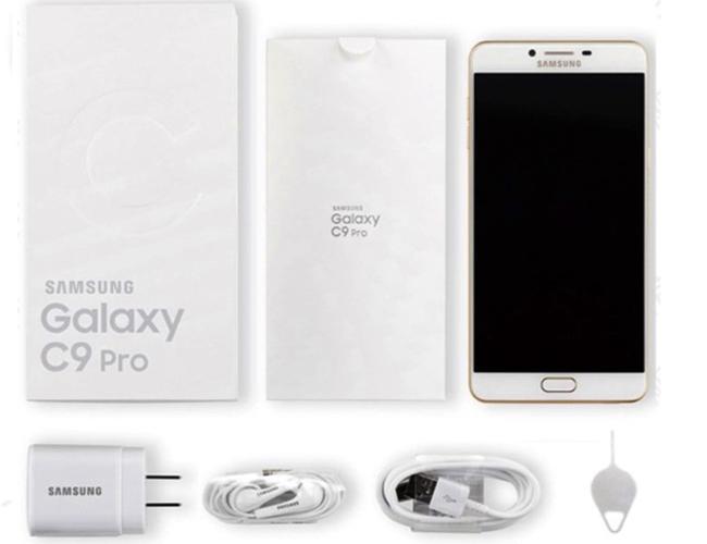 Samsung Galaxy C9 Pro nguyên hộp