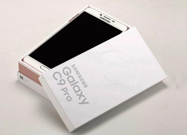 Samsung Galaxy C9 chính hãng xách tay