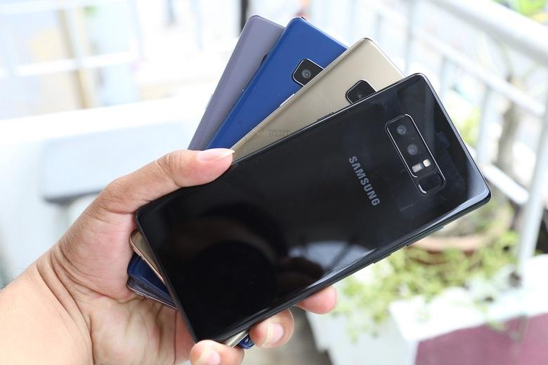 Samsung Galaxy Note 8 công ty rẻ nhất thị trường