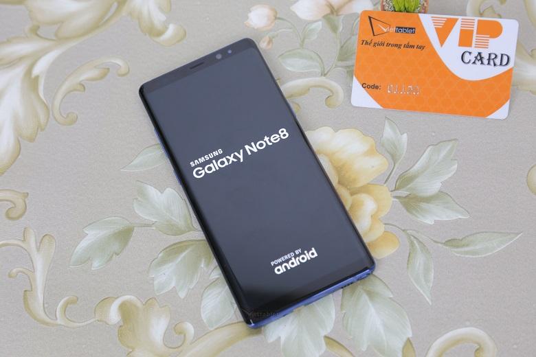 Samsung Galaxy Note 8 2 sim cũ là chiếc smartphone hoàn hảo