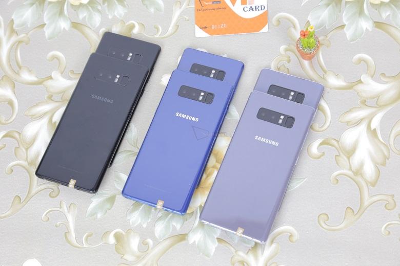 Samsung Galaxy Note 8 2 sim cũ giá tốt