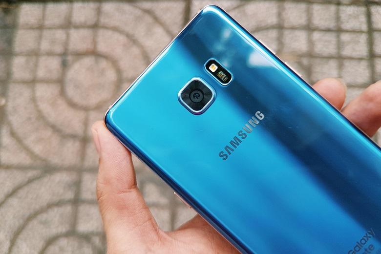 Khách hàng có thể trả góp Samsung Galaxy Note FE tại Viettablet