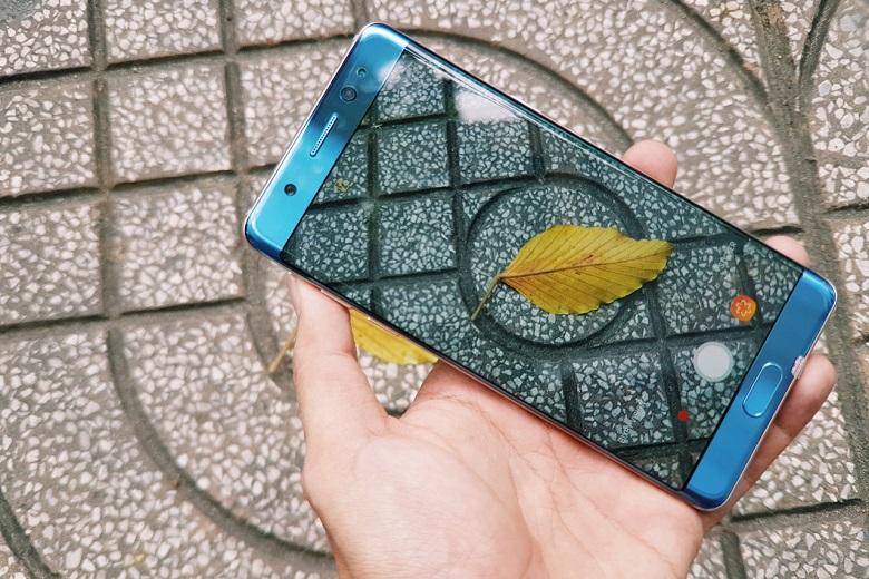 Samsung Galaxy Note FE được ví như người hùng của dòng Samsung Note