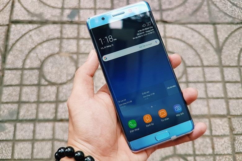 Samsung Galaxy Note FE có giá chỉ hơn 6 triệu đồng