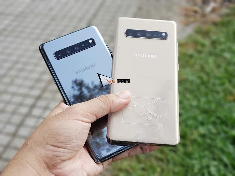 Samsung Galaxy S10 5G Hàn Quốc 256GB 512GB  thiết kế lưng