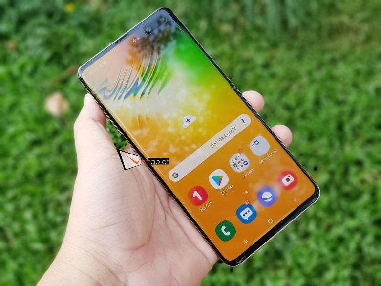 Samsung Galaxy S10 5G Hàn Quốc 256GB 512GB  màn hình