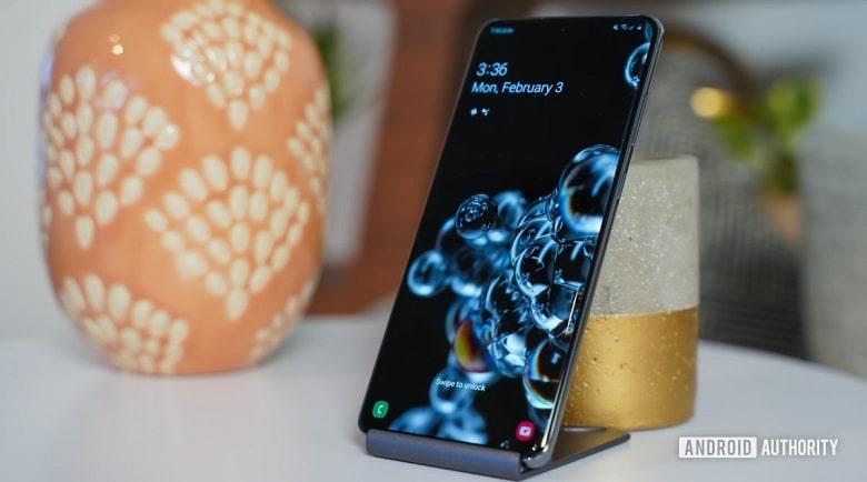 màn hình Galaxy S20 Plus 5G