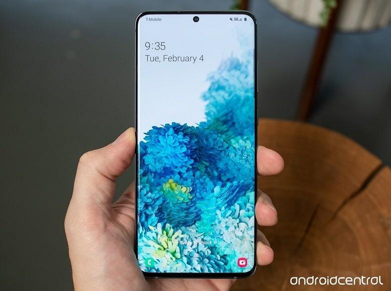 cấu hình Samsung Galaxy S20 Ultra 5G