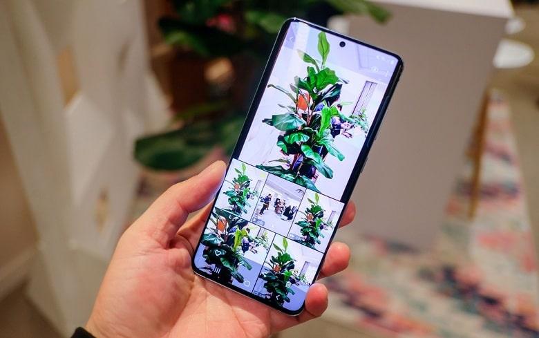 chụp ảnh trên Galaxy S20 Ultra 5G