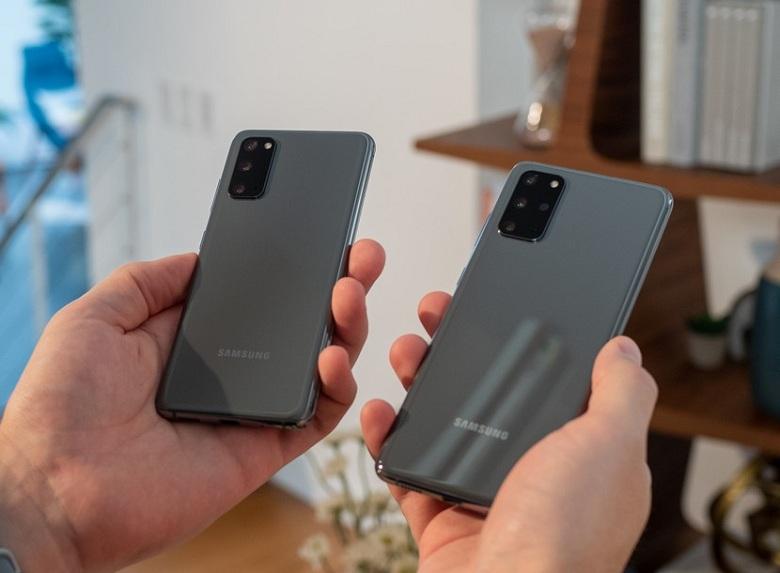 thiết kế Samsung Galaxy S20 5G