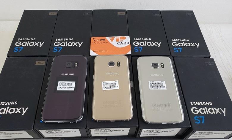 Samsung Galaxy S7 chính hãng 2 Sim cấu hình khủng
