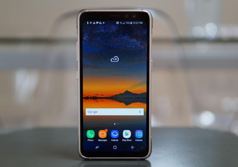 Samsung Galaxy S8 Active có hiệu năng mạnh mẽ