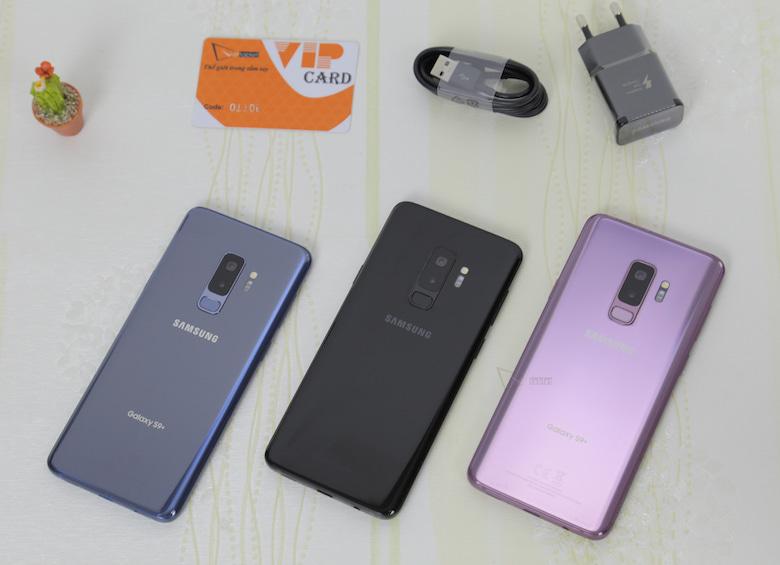 Samsung Galaxy S9 Plus cũ có sức hấp dấn riêng