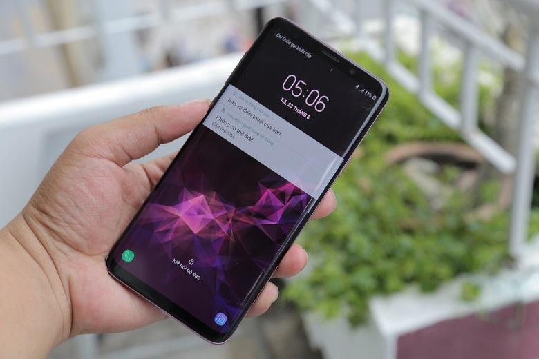Samsung Galaxy S9 Plus cũ đang là món hời trong thời điểm này