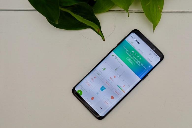 đánh giá thiết kế Samsung Galaxy S9 Dual 2 sim