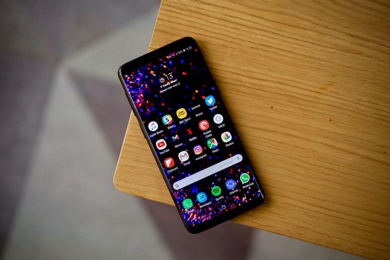 đánh giá màn hình Samsung Galaxy S9 Dual 2 sim