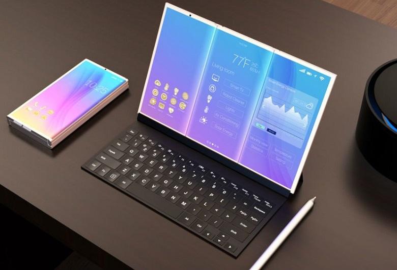 samsung galaxy x màn hình gập