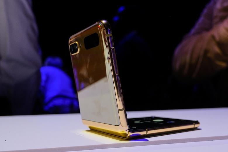 kích thước Samsung Galaxy Z Flip
