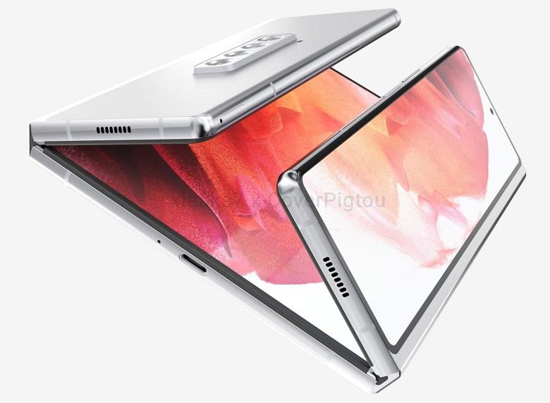 Samsung Galaxy Z Fold 3 5G thiết kế cấu hình