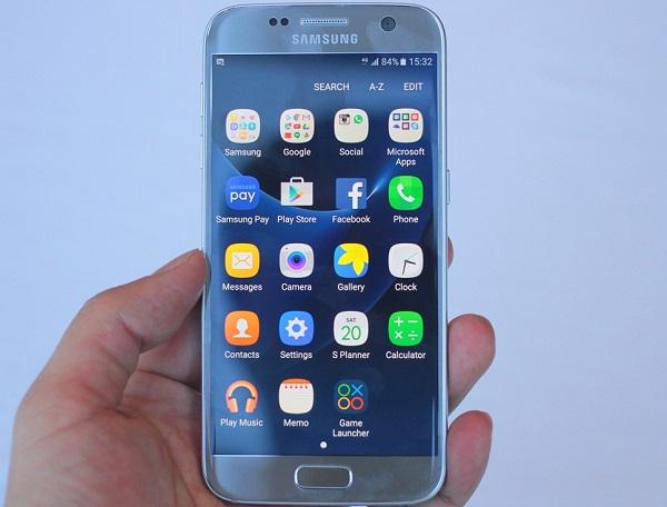 Samsung Galaxy S7 mang đến tốc độ xử lý nhanh vượt trội
