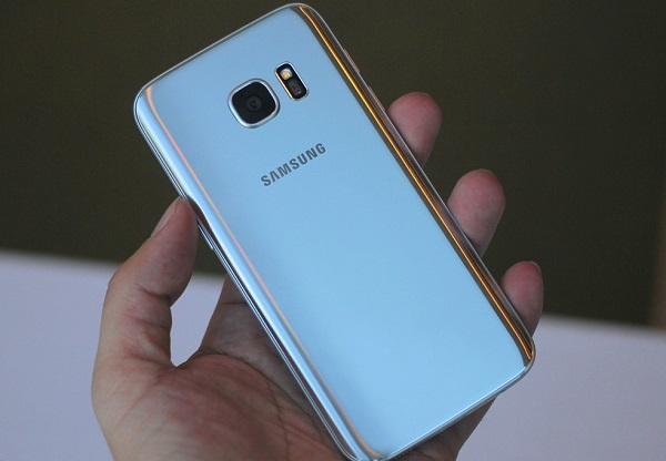 Samsung Galaxy S7 có ngôn ngữ thiết kế tương tự người tiền nhiệm S6