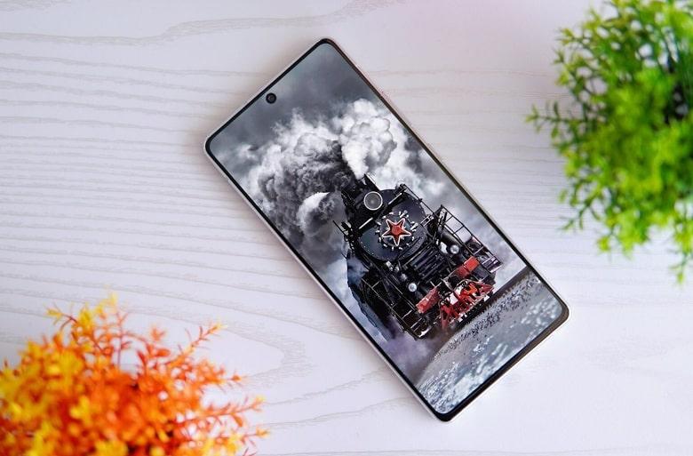 màn hình Galaxy A71 5G