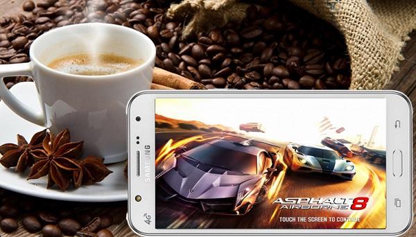 Hiệu năng và pin của Samsung Galaxy J5