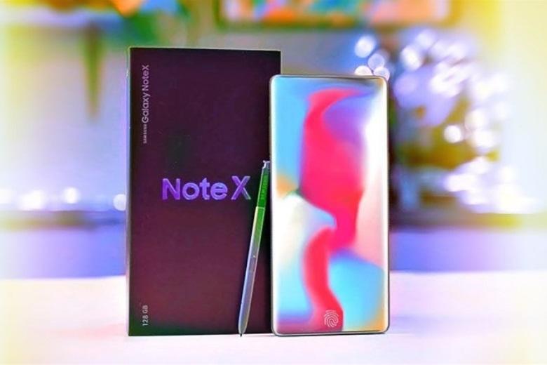 Màn hình Samsung Galaxy Note 10