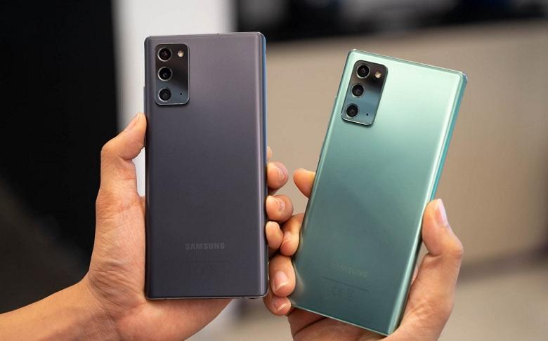 kích thước Samsung Galaxy Note 20